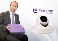 Videovigilancia 2.0, la apuesta de Extreme Networks