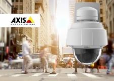 Axis Q6055-C, una PTZ todoterreno