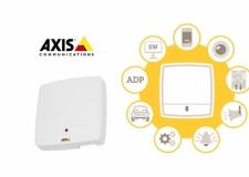 Axis A1001: un control de acceso físico integral para todo tipo de empresas