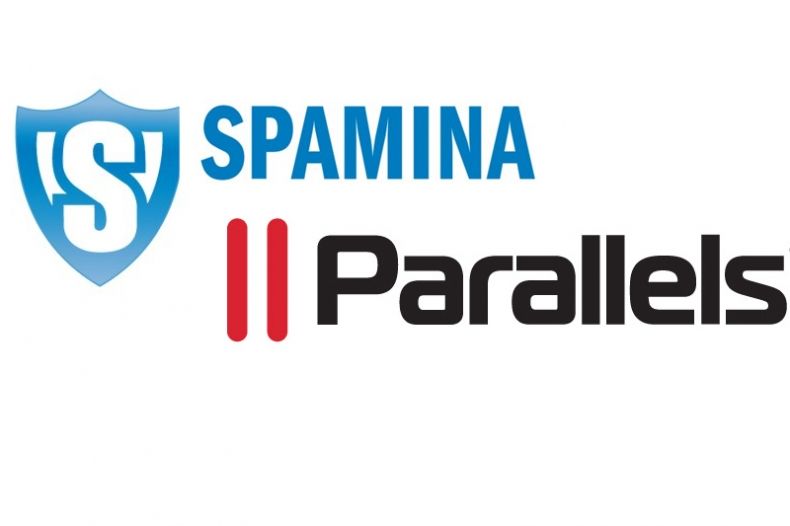 Spamina se integra con Parallels Automation