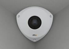El ojo que todo lo ve: AXIS P9106-V