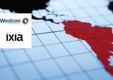 Westcon-Comstor firma acuerdo de distribución con Ixia para América Latina