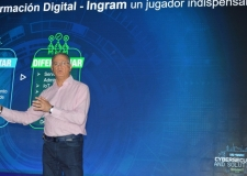 Ingram invita a capitalizar mercado de ciberseguridad
