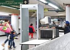 Detectores de metales, un elemento de seguridad rentable