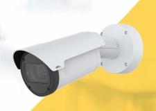 AXIS Q1798-LE ofrece resolución 4K y alta sensibilidad a la luz