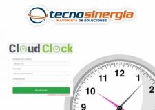 Clock Cloud, desarrollo exclusivo de Tecnosinergia para sus canales